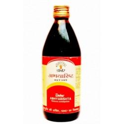 Абхьяришта Дабур, Abhyarishta Dabur 450мл