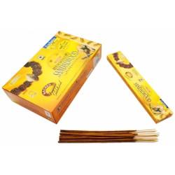 Ароматические палочки Сандалвуд Рудракш Мала, Padma Rudrakshmala Sandalwood Padma Parfumery Works, 15ароматических палочек