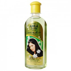Масло Дабур Амла Жасмин, Amla Jasmine Hair Oil, Dabur, 200мл.
