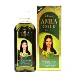 "Масло Амла Дабур ""Золотое"", для волос Dabur Amla Gold Hair Oil, 200мл"