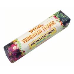 Ароматические палочки Цветы Вриндавана, Sp. Vrindaban Flower, Matang Perfumers 250грамм