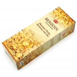 Аромапалочки Бензоин, BENZOIN HEM 20штук в упаковке