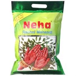 Хна для мехенди Неха Хербал натуральная в порошке, Neha Rachni Mehandi PURE HENNA for Tattoo Art 35грамм