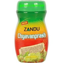 Чаванпраш Zandu Chyawanprash Special, 500грамм
