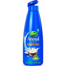 Кокосовое Масло Дабур, для здоровья волос и кожи, Dabur Anmol Gold, 175мл
