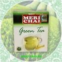 Зеленый Индийский Чай, Мери Чай, крепкий и ароматный, Meri Chai, 100грамм