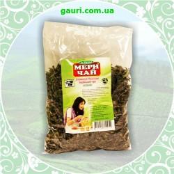 Зелёный Индийский чай Мери Чай в мягкой упаковке, Meri Chai, 200 грм.