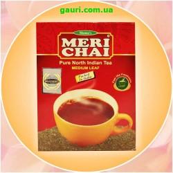 Чёрный среднелистовой Индийский Чай Мери Чай, Meri Chai Medium leaf, 100грамм
