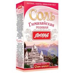 Гималайская розовая соль 200 грамм