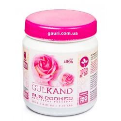 Гульканд, розовые пресервы, Омоложение организма, Gulkand Sun-cooked Rose preserve, 250грамм