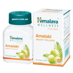 Амалаки капсулы экстракт, повышение иммунитета, Амла Хималая, Himalaya Amalaki, 60капсул