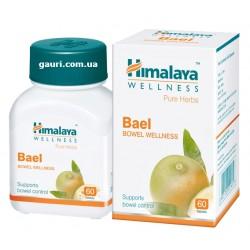 Баель Хималая, лечение язвы желудка и кишечника, (Баэль, Баэл, Баел), Bael Himalaya, 60капсул