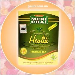 Чёрный индийский чай Мери Чай Здоровье, Meri Chai Helth, 100 грм.