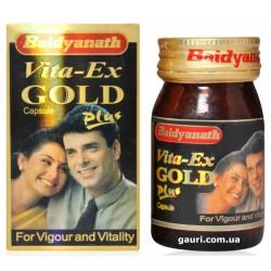 Вита Экс Голд Плюс, Вита-Экс Голд Плюс, Байдьянатх, Vita-Ex Gold Plus, Baidyanath