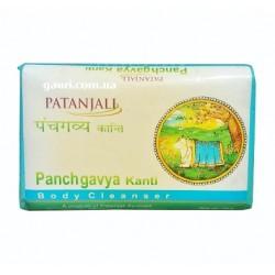 Мыло Канти c Панчагавья, Патанджали, Divya Patanjali Panchgauva Soap Kanti, Ayurved, 150 грамм