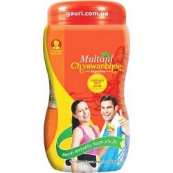 Чаванпраш диабетический Мултани, Чаванбхог без сахара, Multani Sugar Free Chyawan Bhog, 1кг