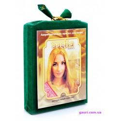 Аюрведическая краска для волос, Золотой Блонд, Ааша Хербалс, Aasha Herbals