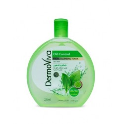 Тоник для лица DermoViva Oil Control для жирной кожи 225 мл