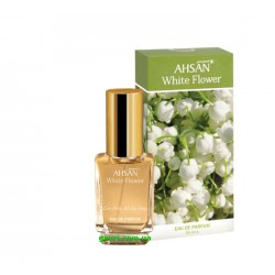 Духи Весенние цветы, аромат Ландыша, Ahsan White Flower, 30мл