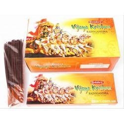 Благовоние пыльцовое Виджая Кришна, Тридев, Vijaya Krishna, Tridev