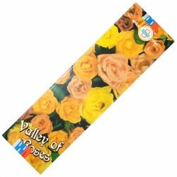 Ароматические палочки Долина Роз, Valley of Roses Satya, 20грамм