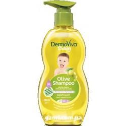 Аюрведический шампунь детский с оливковым маслом VATIKA DERMOVIVA, 200 мл