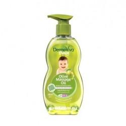 Масло массажное детское с оливковым маслом VATIKA DERMOVIVA, 200 мл