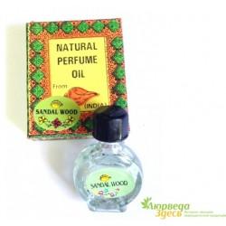 Натуральное парфюмированное масло Сандал, Shell Expo, Sandal, Natural Parfume Oil, 4мл