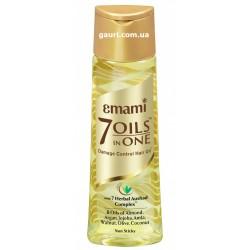 Масло для поврежденных волос 7 Oils in One, Emami Limited Эмами