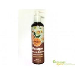 Шампунь Сандал и Жасмин для ослабленных волос, TM Mayur, 200мл