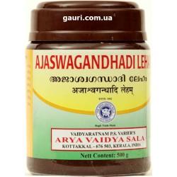 Ашвагандхади лехья Аджашвагандха лехья, тонизирующий тоник, ASHVAGANDHADI LEHYA Ajaswagandhadi Lehyam Kottakkal