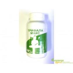 Трифала Макс в таблетках 120 шт., очищение, укрепление иммунитета и омоложение, Пунарвасу, Triphala Max, Punarvasu
