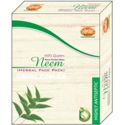 Маска для лица травяная Ним Кхади, Neem Herbal Face Pack Khadi