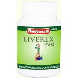 Ливрекс Байдьянатх, лечение печени и селезёнки, Liverex Baidyanath