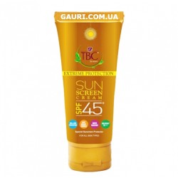 Крем солнцезащитный SPF-45 c матирующим эффектом, Extreme Protection Sun Block SPF 45 With Matte Effect, 60мл