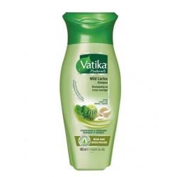 Восстанавливающий шампунь с экстрактами кактуса, рукколы и чеснока Dabur Vatika Hair Fall Control 200 мл