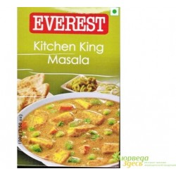 Китчен Кинг, оригинальная приправа, Kitchen King Masala Everest, 50 грамм