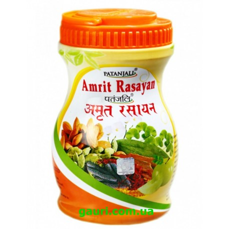 Амрит Расаяна Патанджали, Amrit Rasayana Patanjali, 500грамм