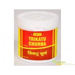 Трикату Чурна Вьяс, Trikatu Churna Vyas, 100грамм