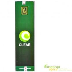Благовоние пыльцовое натуральное Zed Black Clear Premium Sticks, 50грамм
