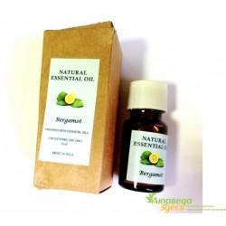 """Ароматическое масло Бергамот, натуральное масло """"Bergamot"""" 10мл"""