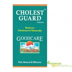 Холест Гард для снижения холестерина, Goodcare Pharma Cholest Guard Capsules​