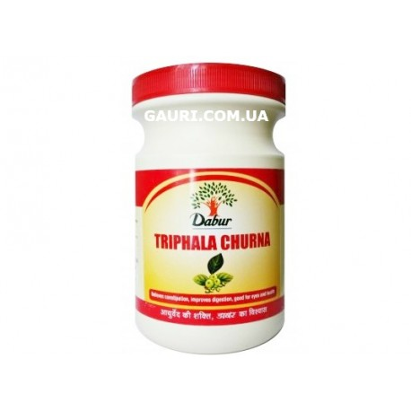 Трифала Чурна Дабур, Tiphala Churna Dabur, 500грамм