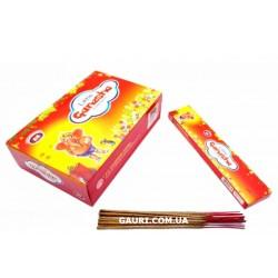 Благовоние Маленький Ганеша с пряным ароматом, AS Brand Little Ganesh, 25грамм