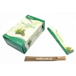 Благовоние Гималайские Травы с пряным ароматом Гималайских трав, Ароматика, Aromatika Himalayan Herbs, 15грм