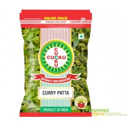 Листья Карри, Cucku Curry Patta, 25грм