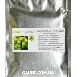 Харитаки, омолаживающее вяжущее растение, Food - Grade, Terminalia Chebula, Combretaceae, Haritaki, Chebulic Myrobalan, 100грм