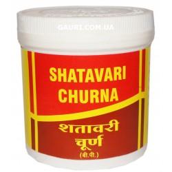 Шатавари чурна, Shatavari Churna, тоник и омоложение, 100грм