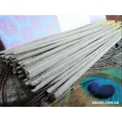Благовоние весовое пыльцовое Brijraj, Matang Perfumers Vrindavan, 250грм