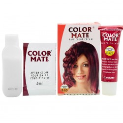 Крем-Краска для волос Колор Мейт Медный, COLOR MATE HAIR COLOR CREAM Copper Red